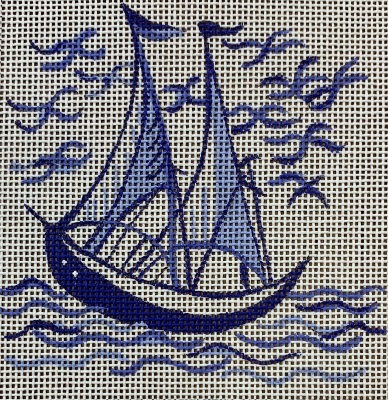 Delft Tiles Collection - Ship