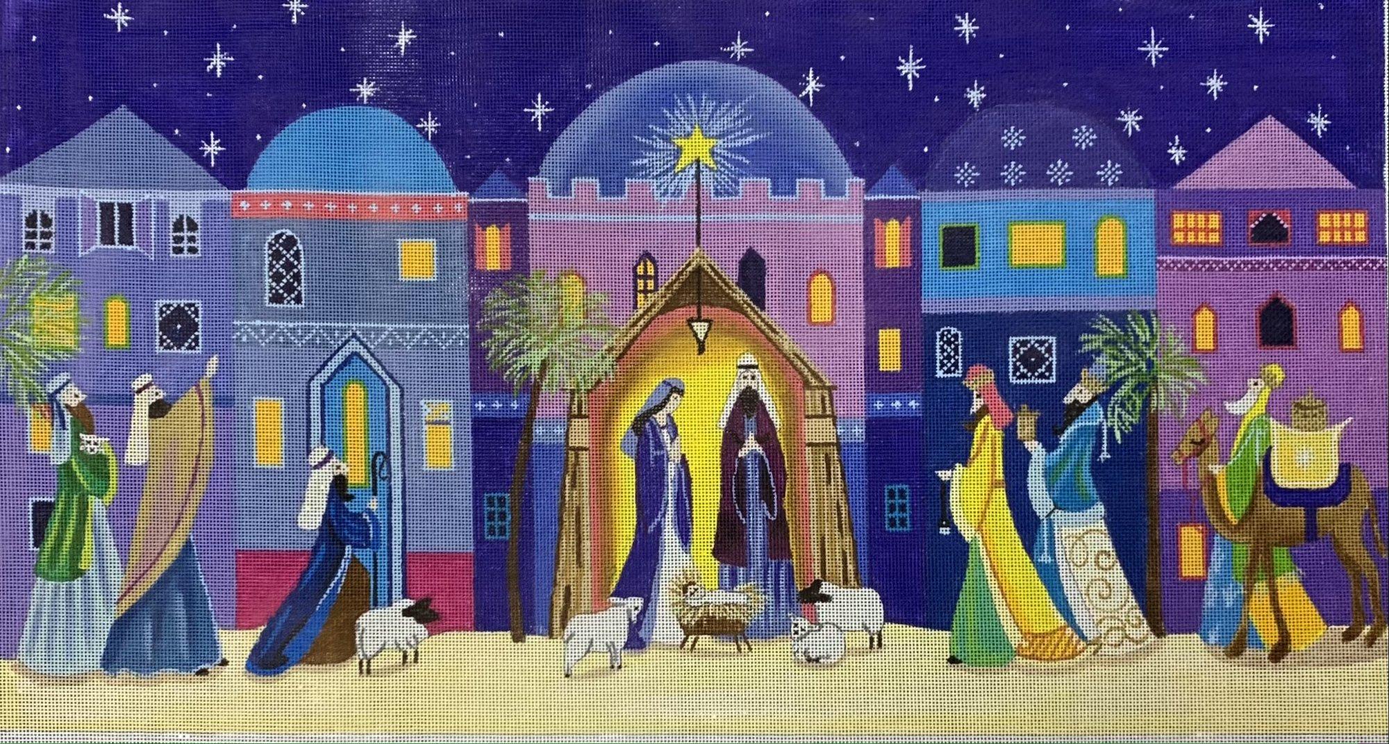 Bethlehem and Manger