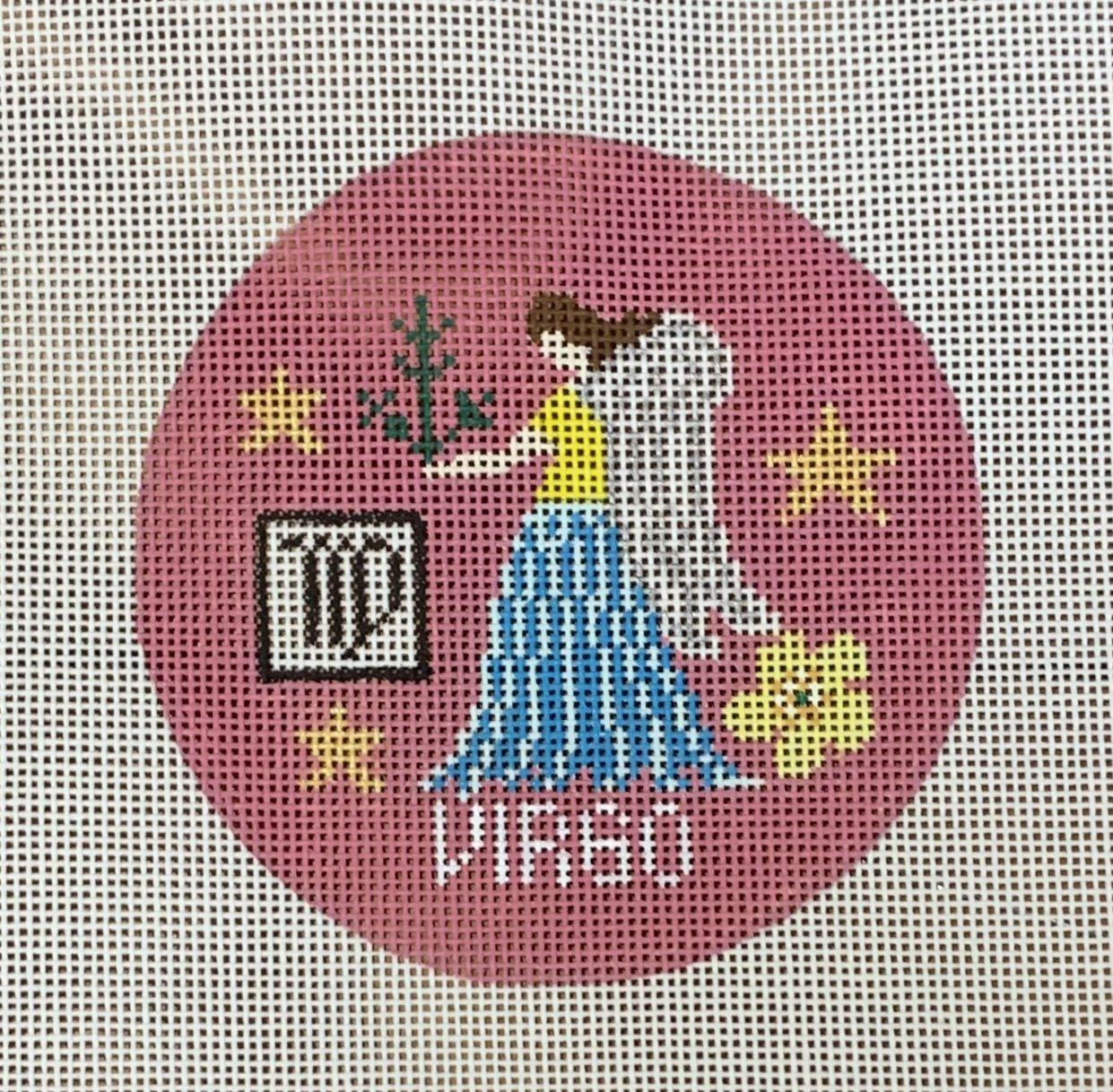 Virgo Zodiac Ornament