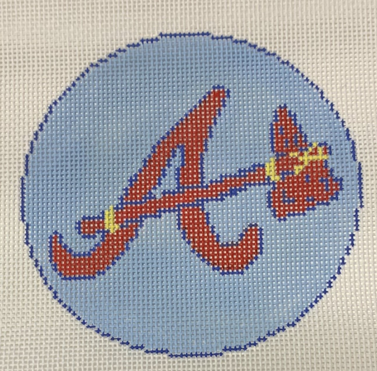 Atlanta Braves Ornament