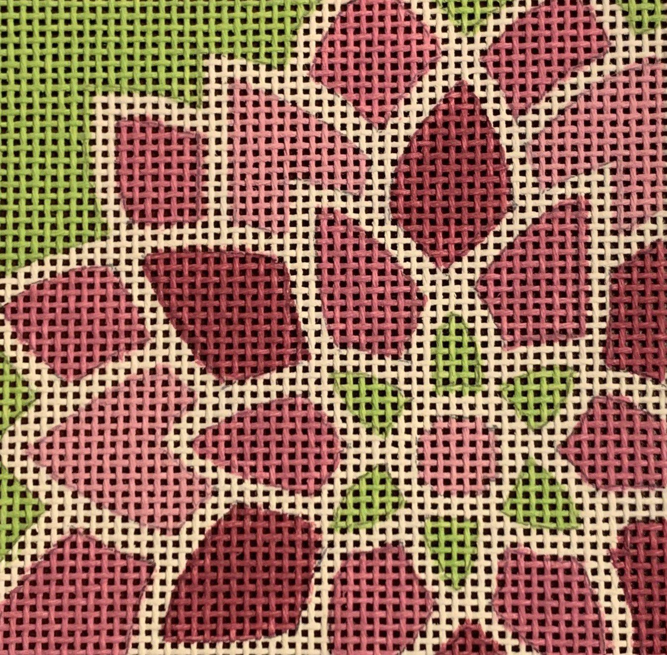 Pink Graphic Flower