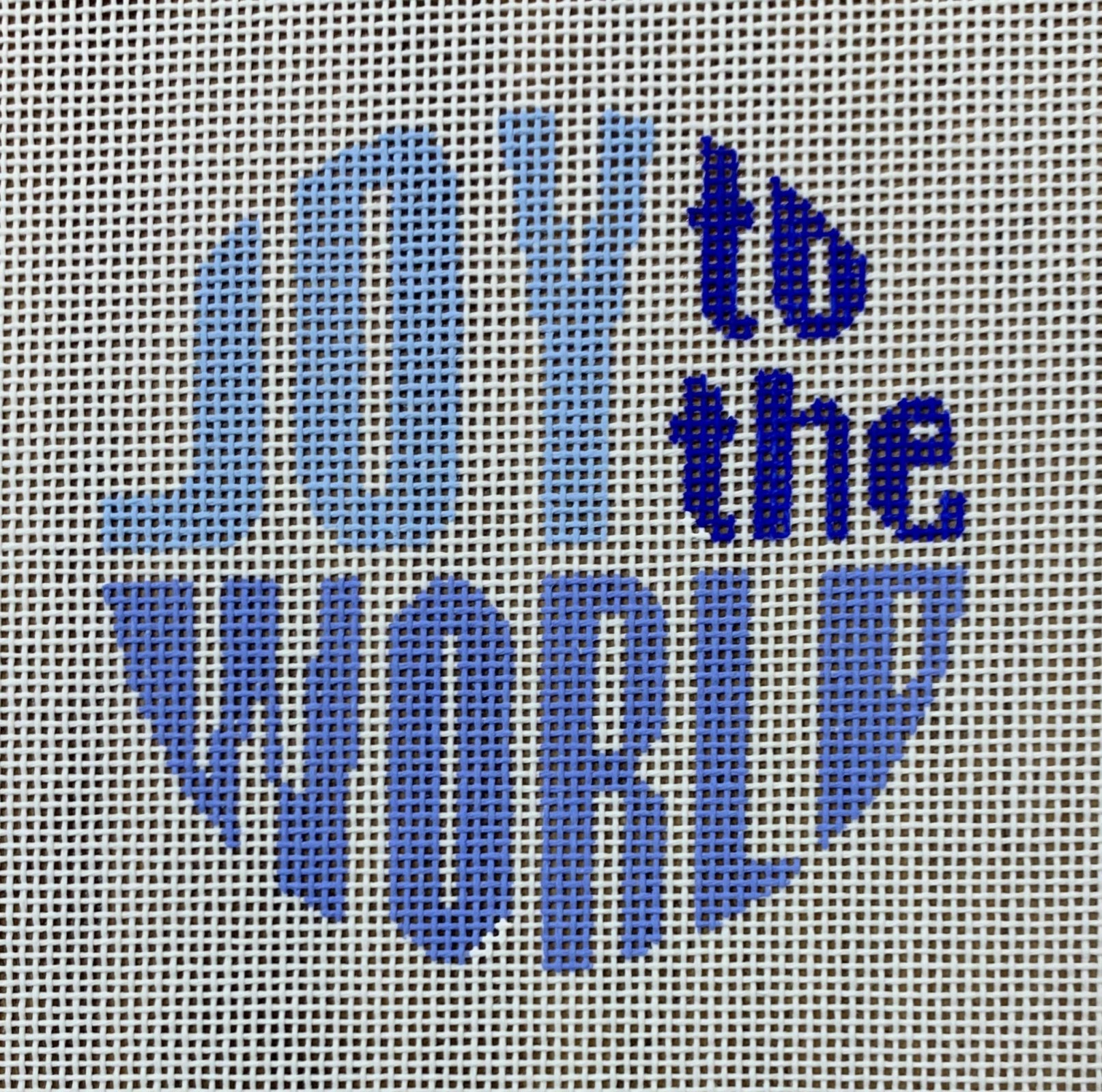 Joy to the World Round