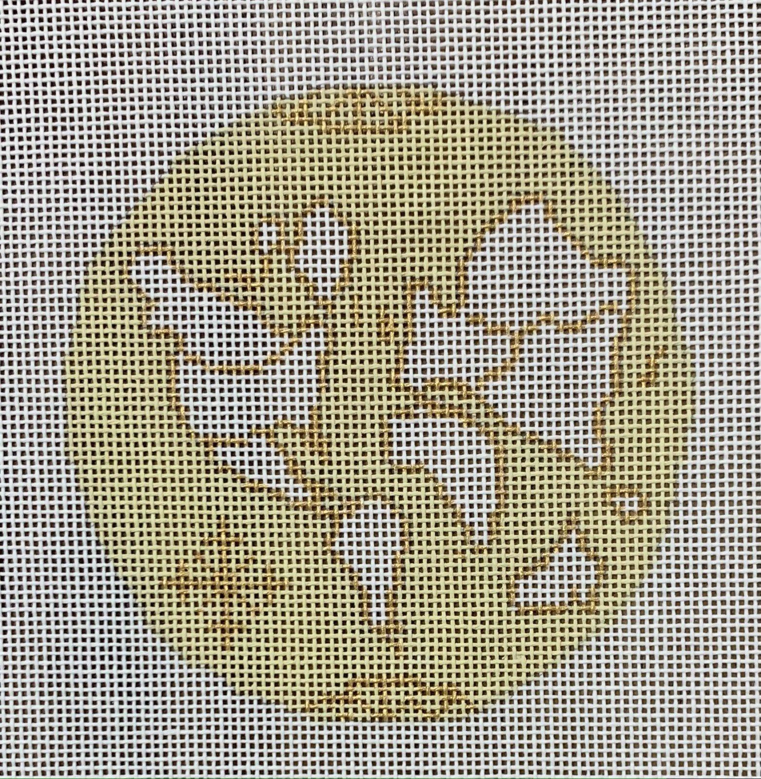 Atlas Round - Yellow