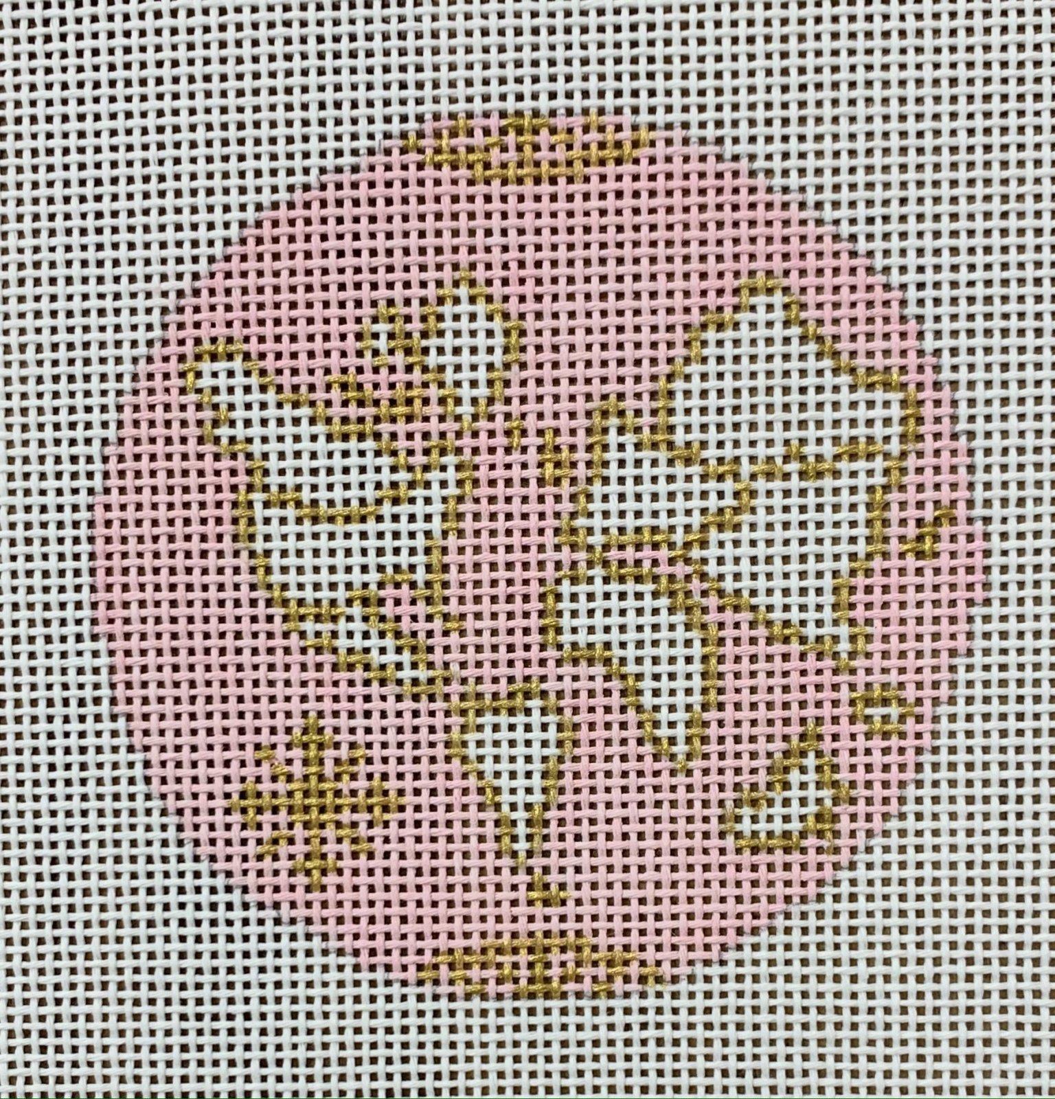 Atlas Round - Pink