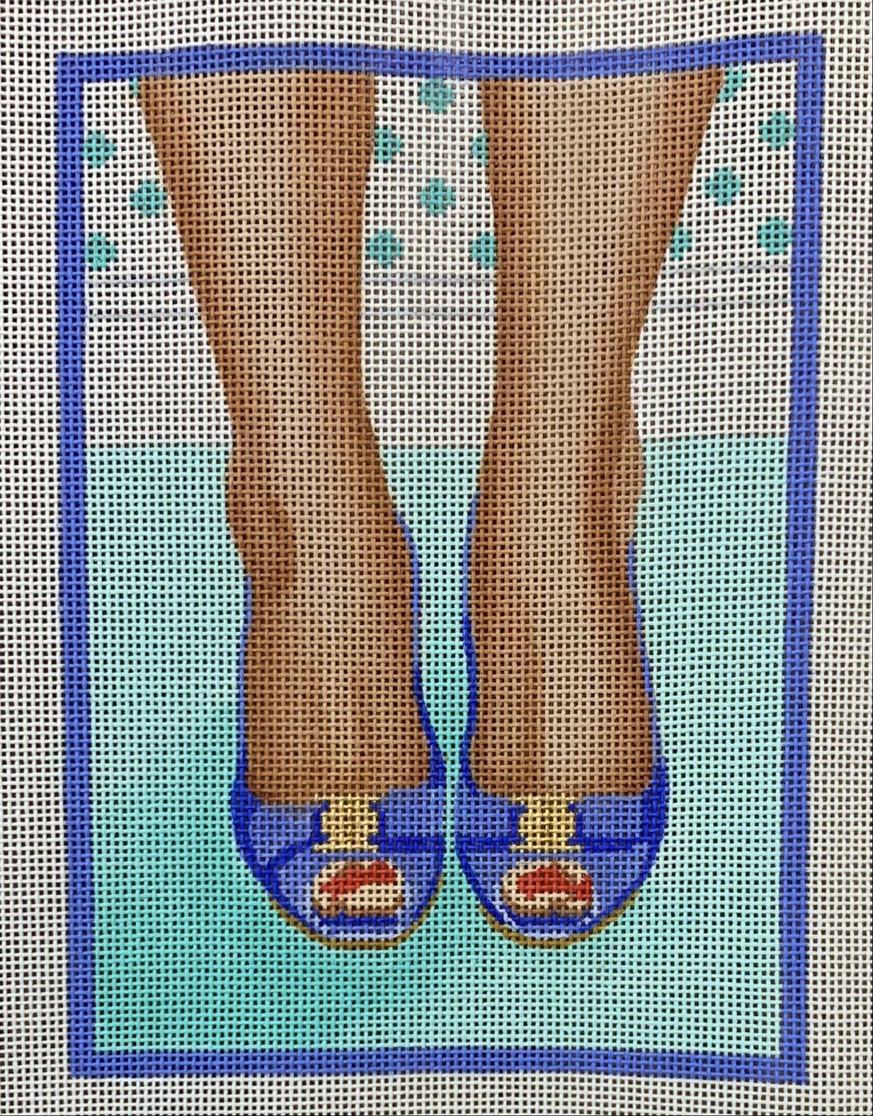 Here's Looking at Shoe - Ferragamo Peep-Toe Heels