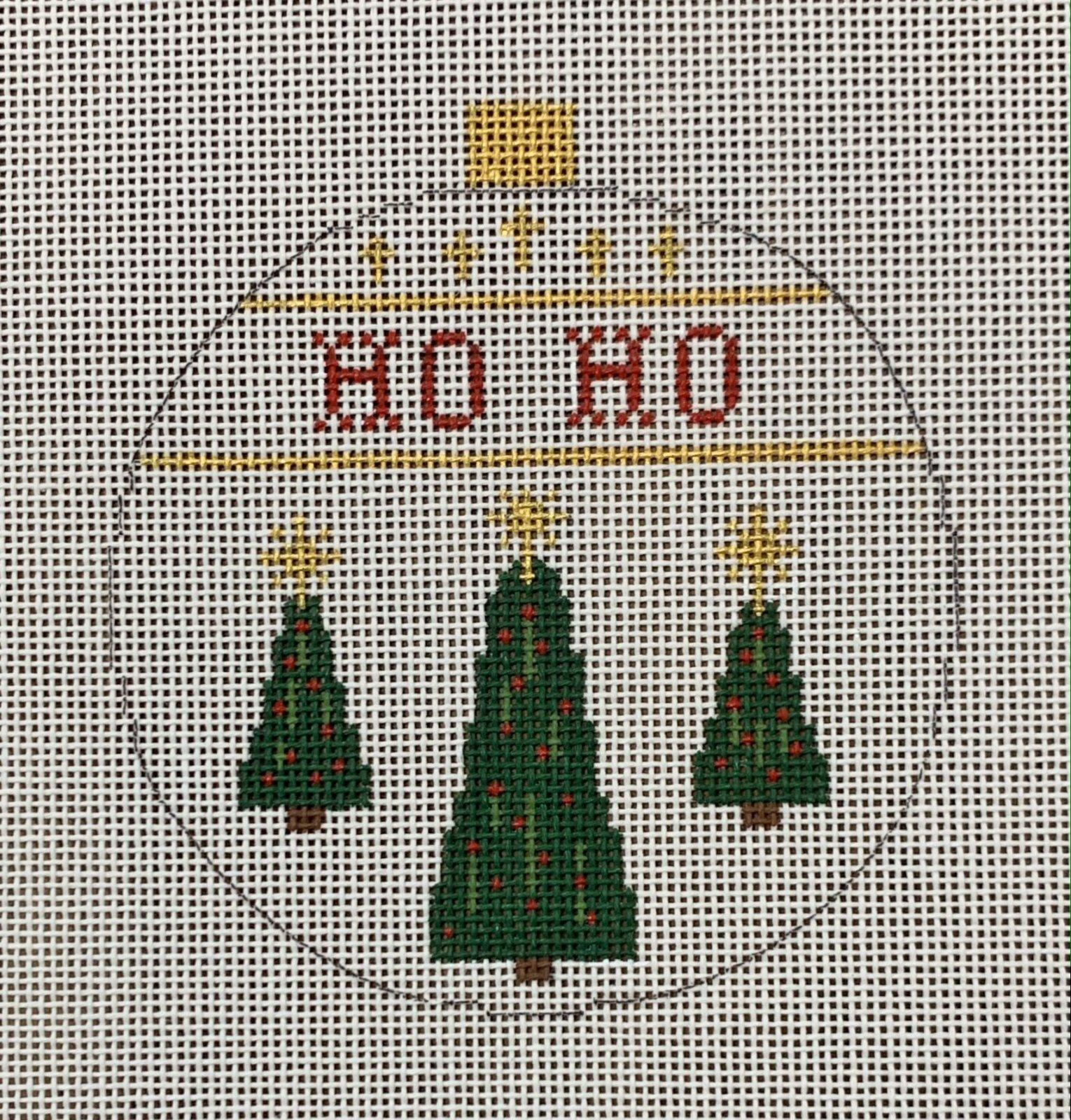 Ho Ho Trees