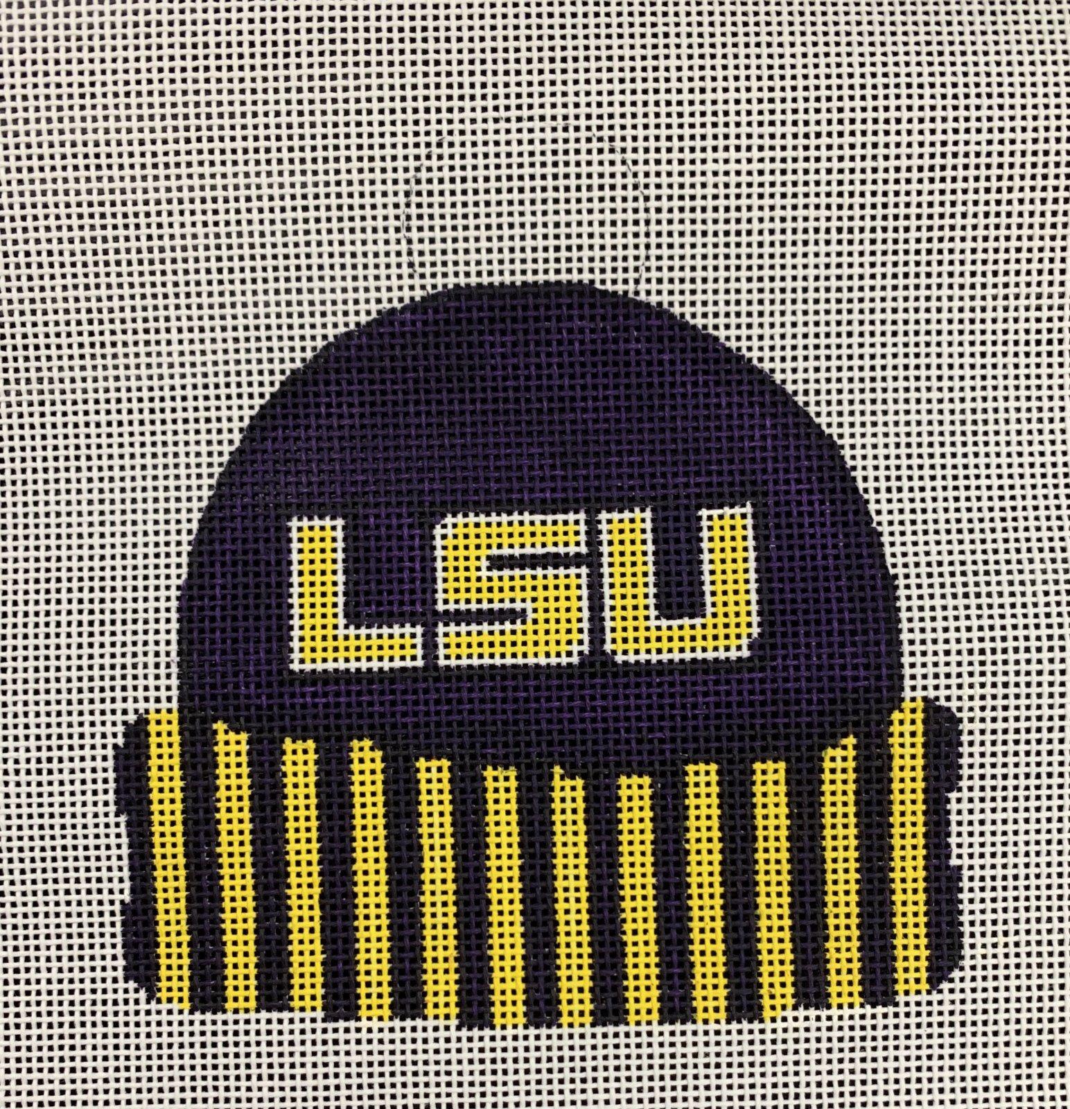 LSU Sock Cap