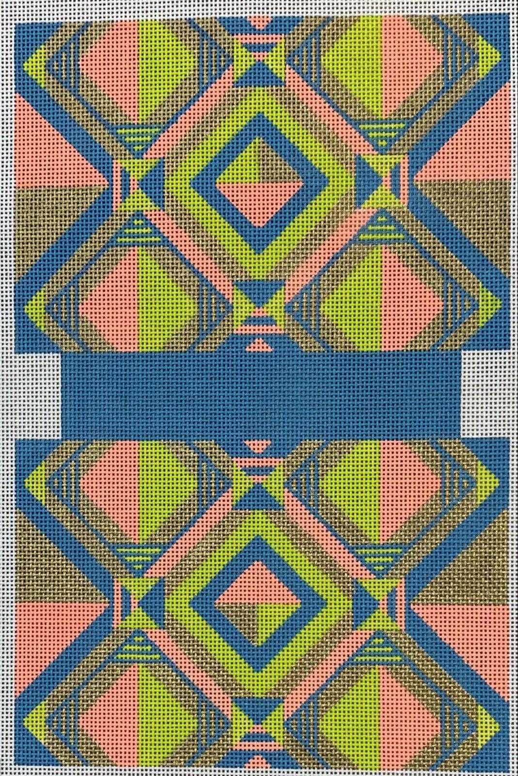 Geometric Brights Small Bag