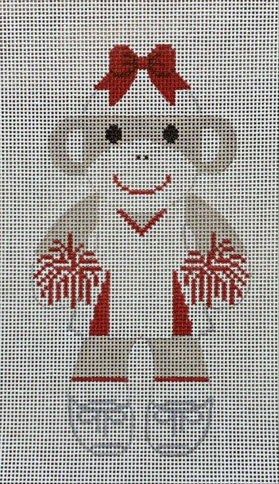 Sock Monkey - Cheerleader - Red