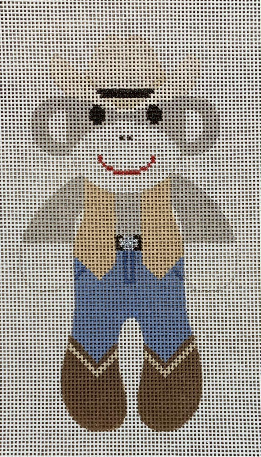 Sock Monkey - Cowboy