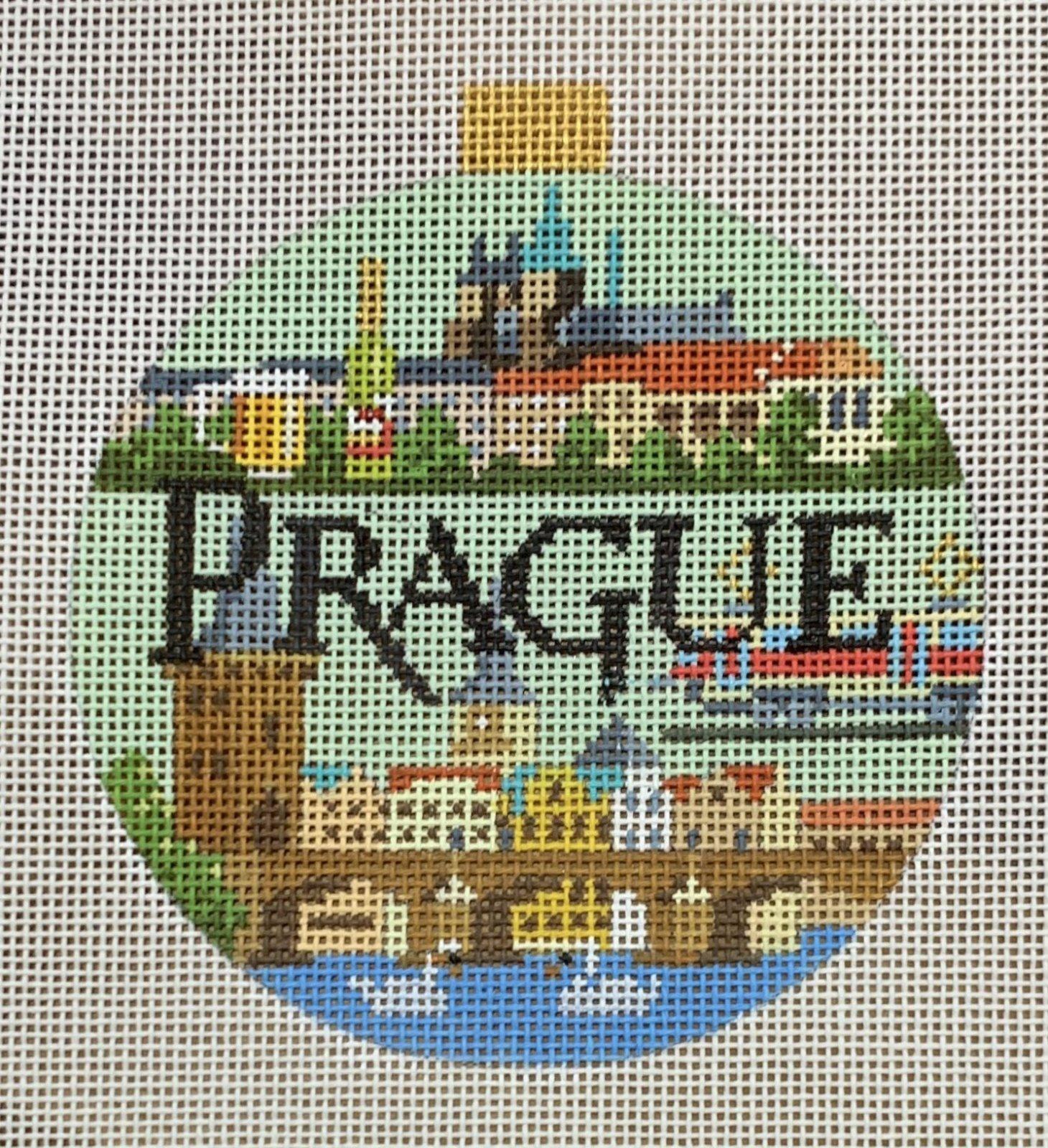 Travel Round - Prague