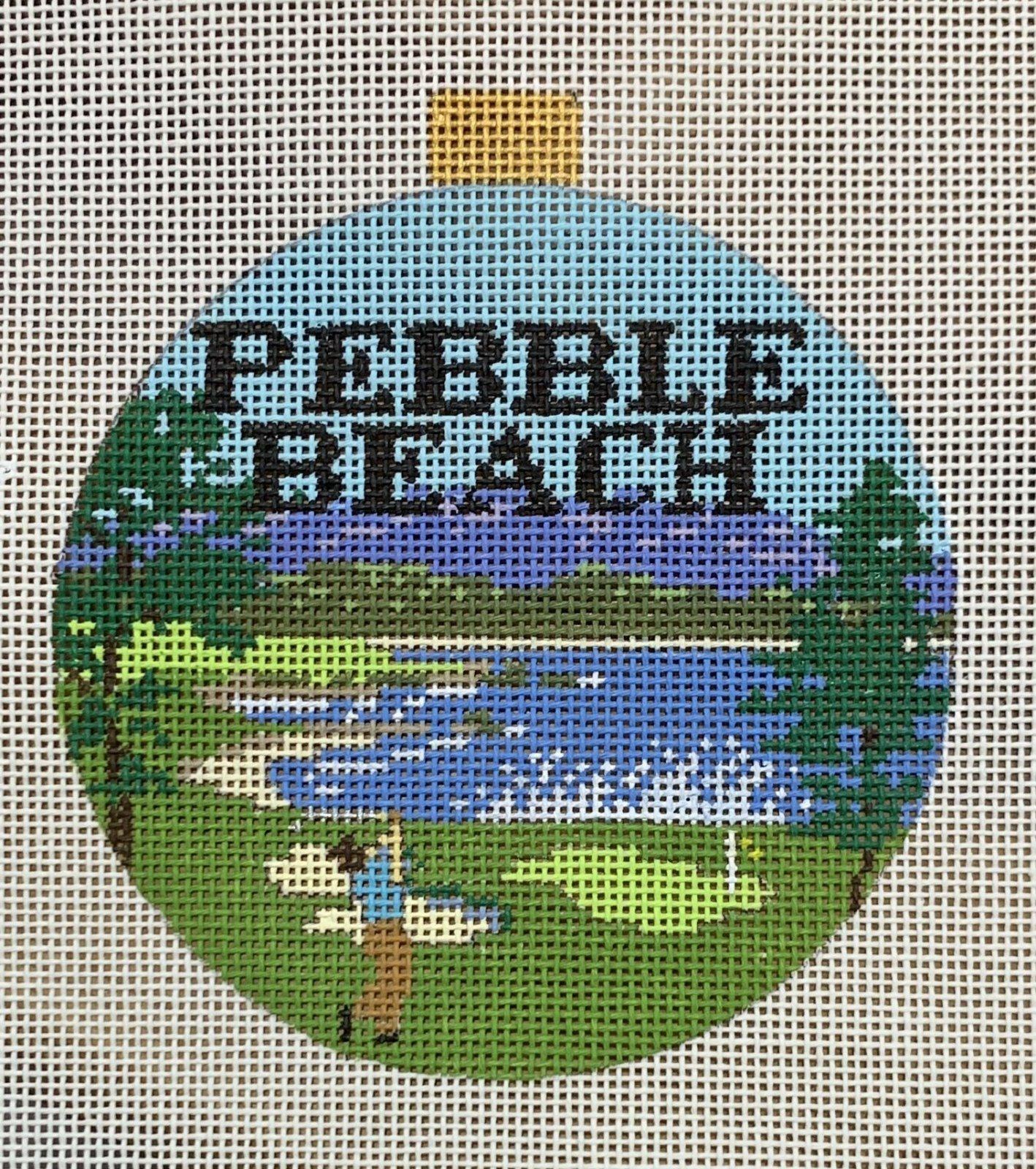 Travel Round - Pebble Beach