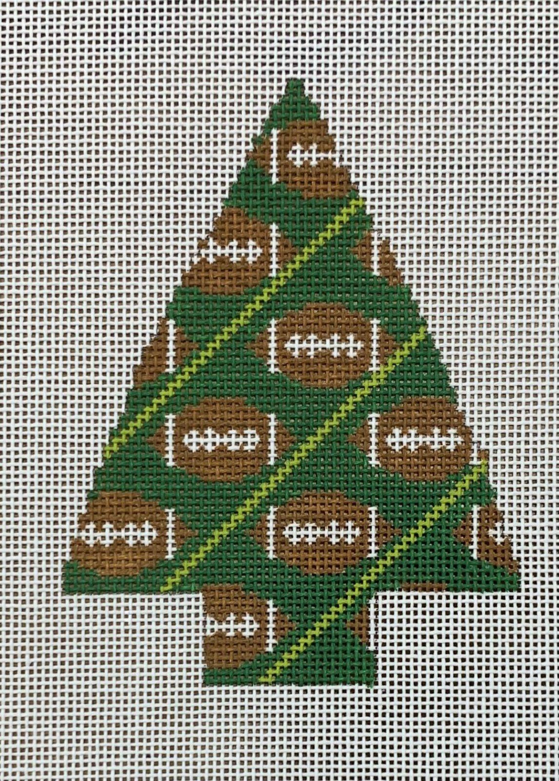 Football Tree Ornament