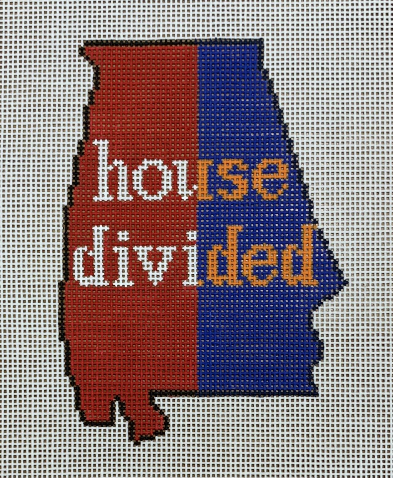 House Divided - UA/Auburn