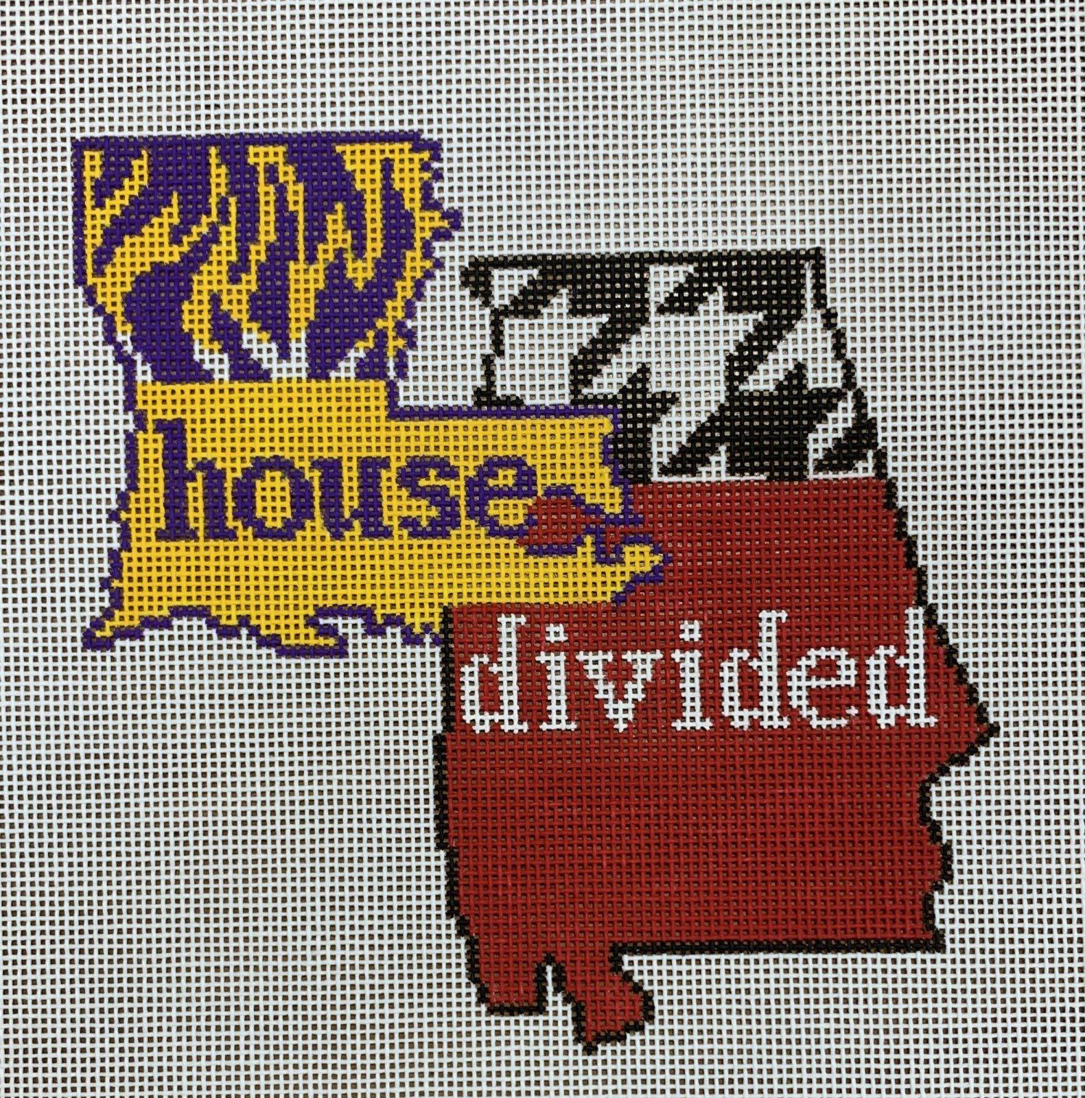 House Divided - LSU/UA