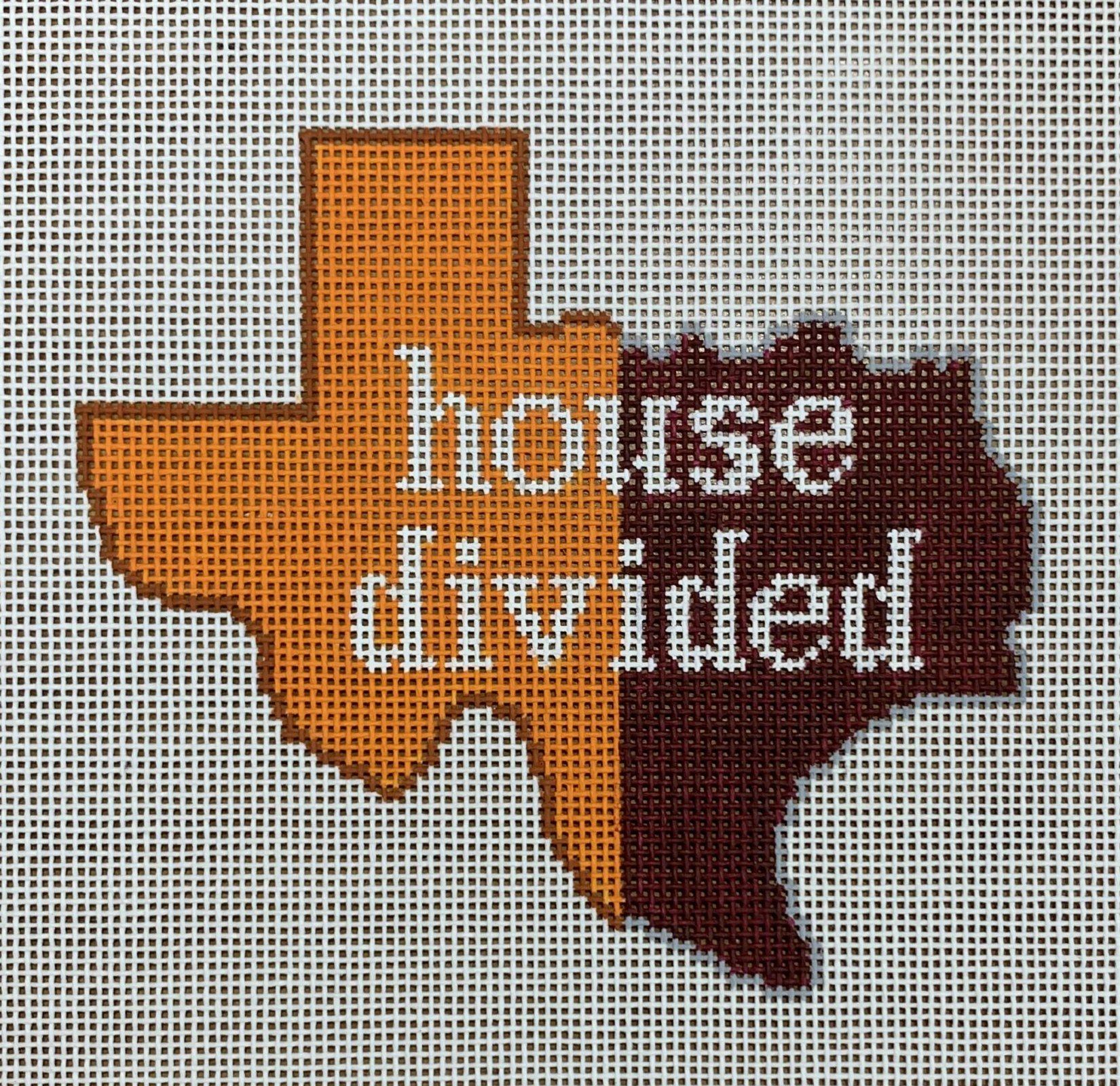 House Divided - UT/A&M