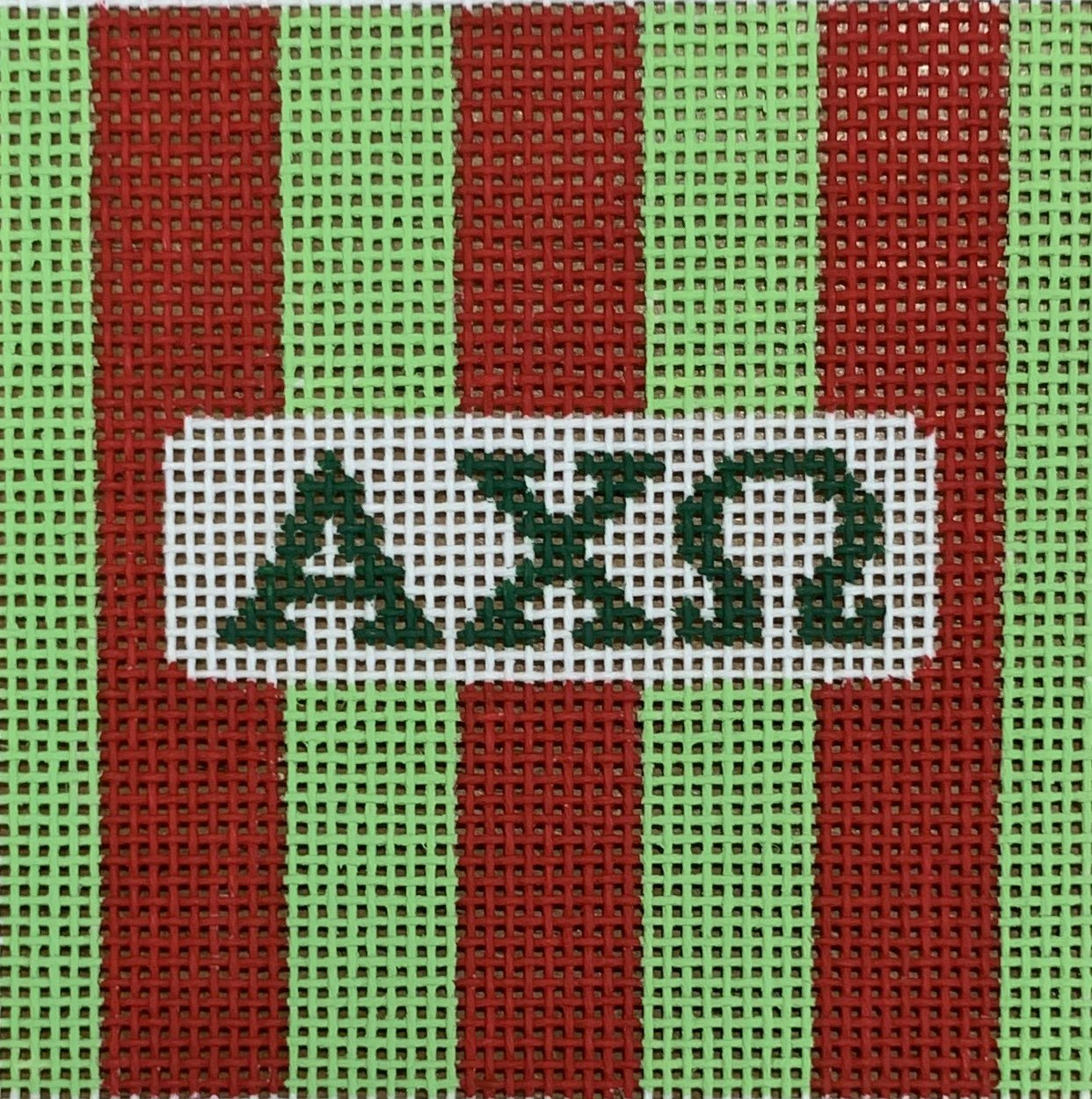 3 Rugby Stripe Square - ACO
