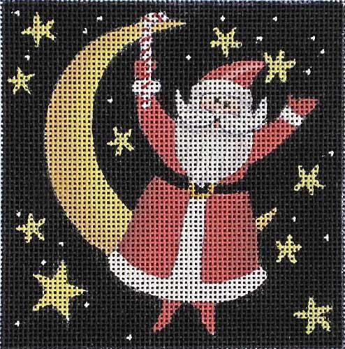 Celestial Santa Moon (Stephanie Stouffer)