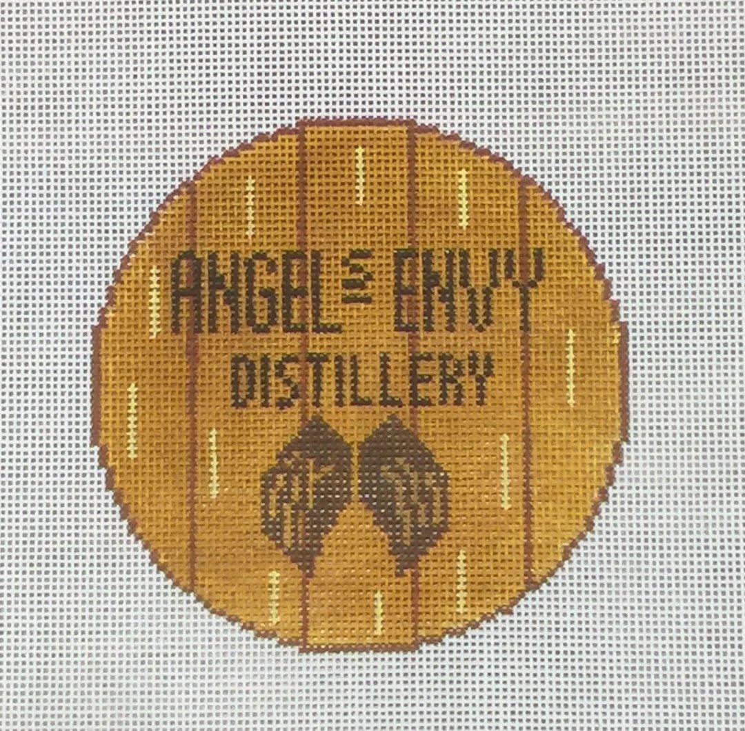 Bourbon Barrel Head - Angel's Envy