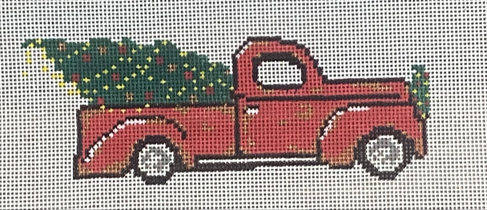 Oh Christmas Truck
