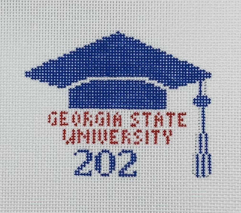 Graduation Cap - GA State