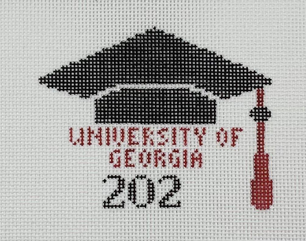 Graduation Cap - UGA