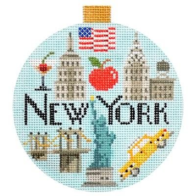 Travel Round - New York