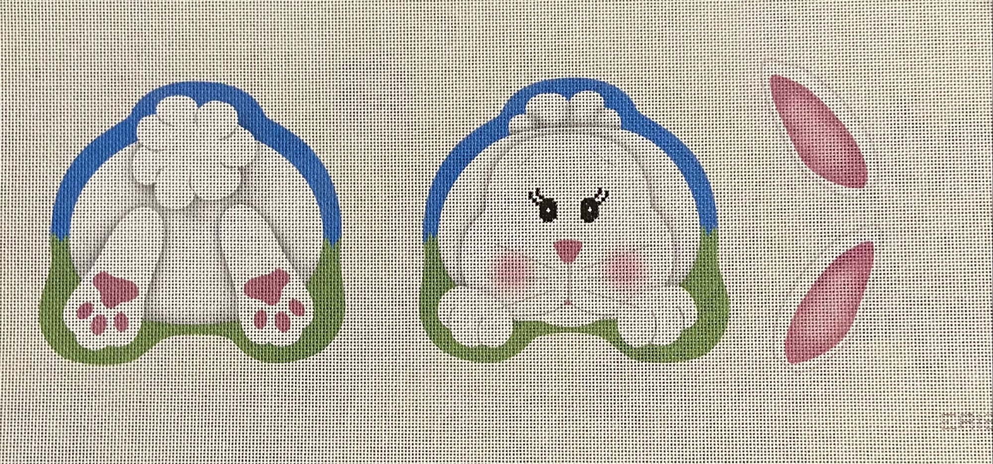 2 Sided Bunny