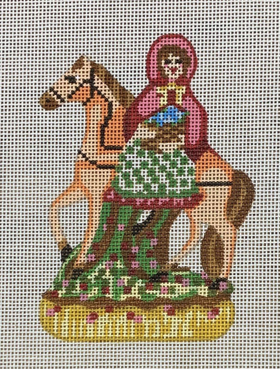 Staffordshire Series Queen Victoria Ornament