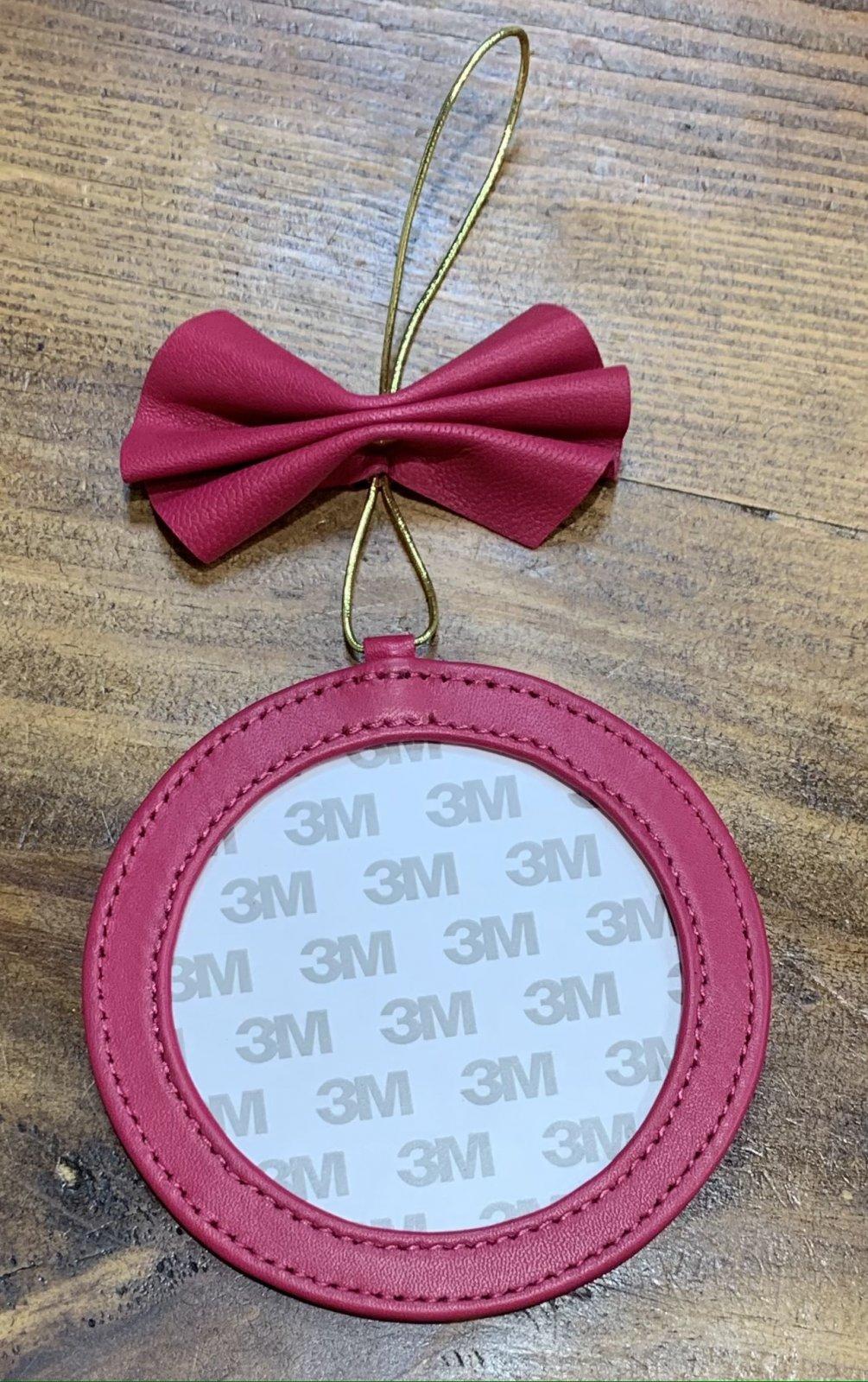 5 Ornament - Hot Pink