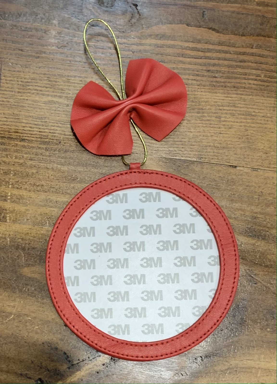 4 Ornament - Red