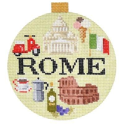 Travel Round - Rome