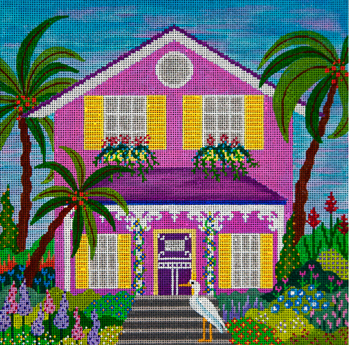 Pink Beach Bungalow