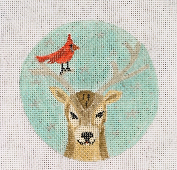 Deer & Friend