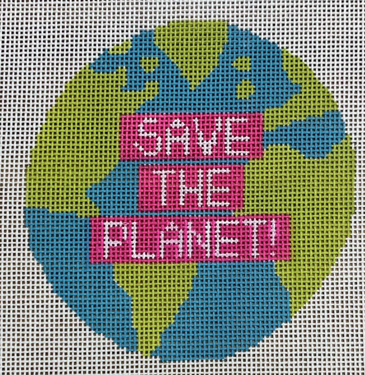 Save the Planet Ornament