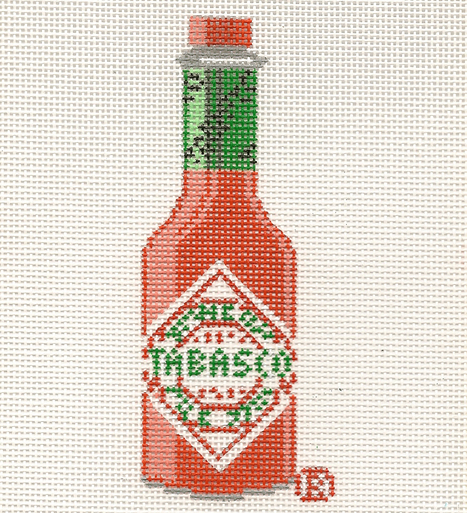Tabasco Small Bottle