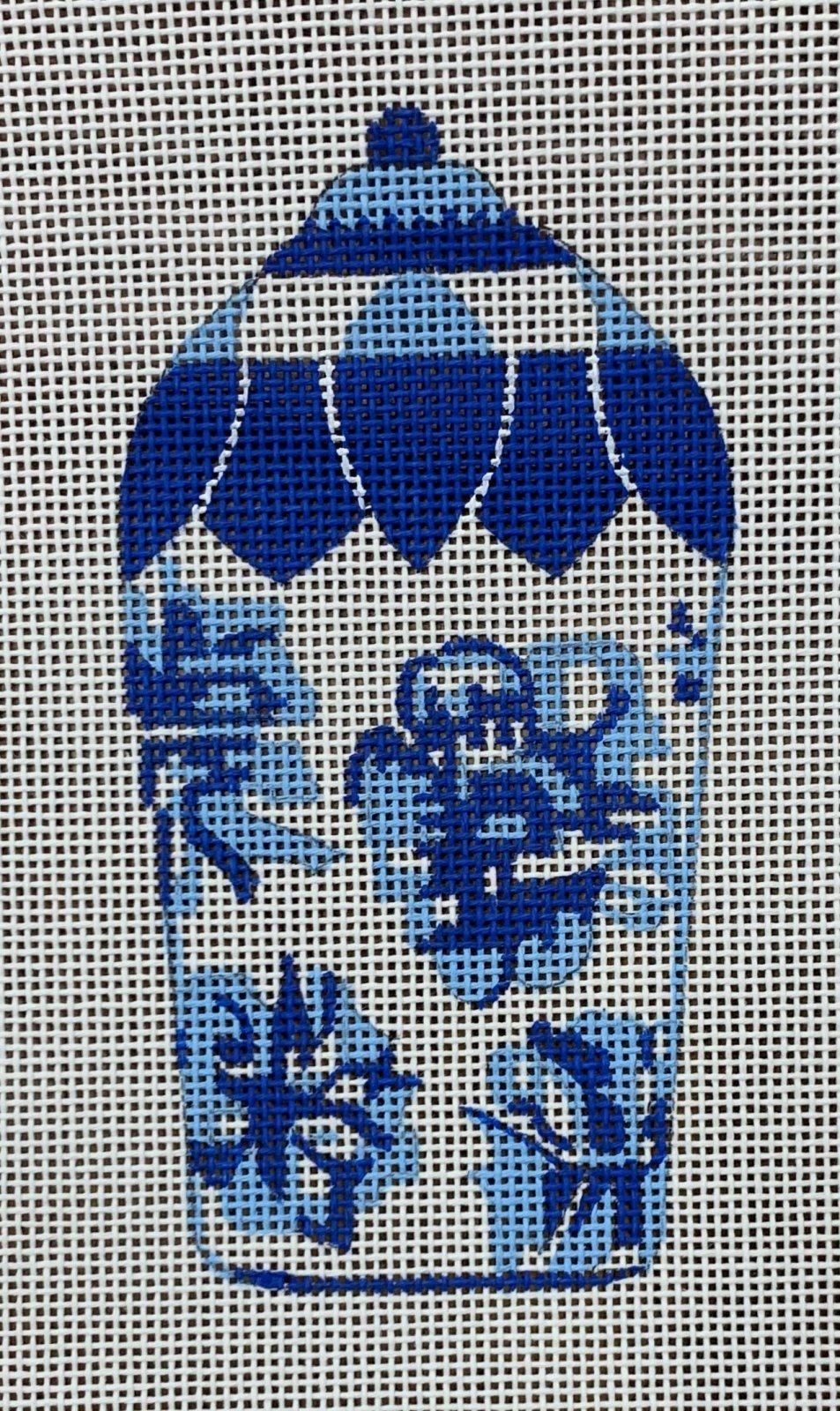 Blue Jardiniere