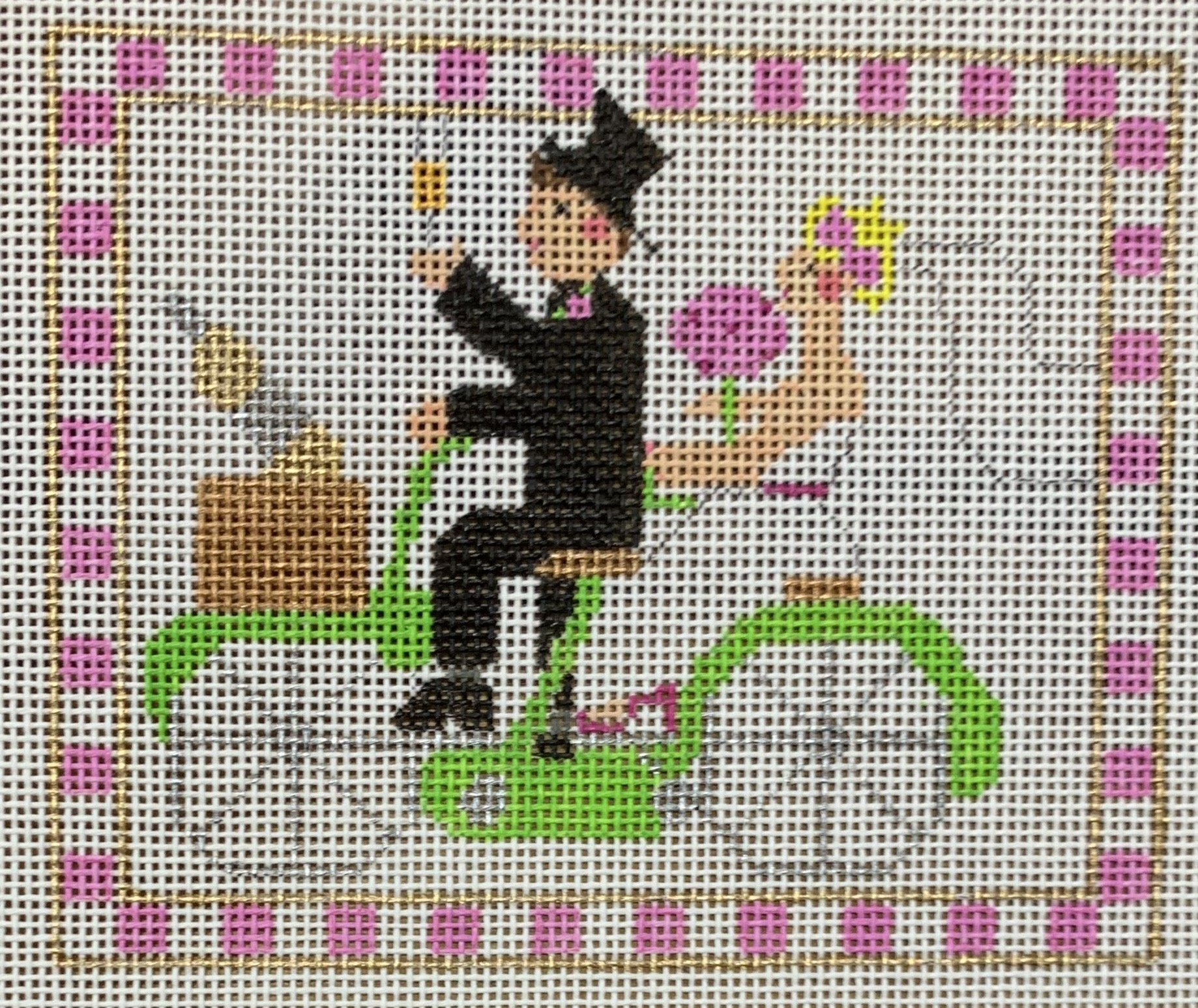 Bicycle Built for Two - Honeymoon Pair