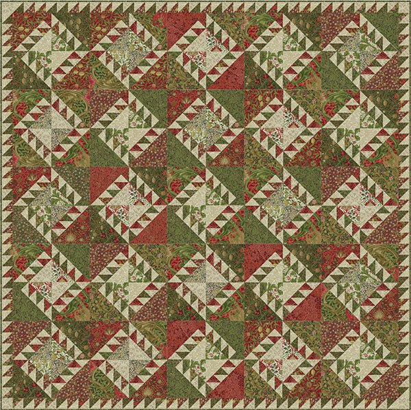 Glad Tidings Quilt Kit