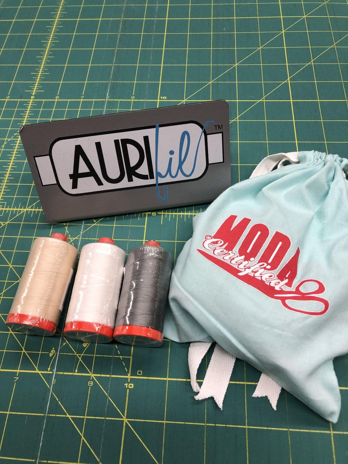 Aurifil Thread Pack