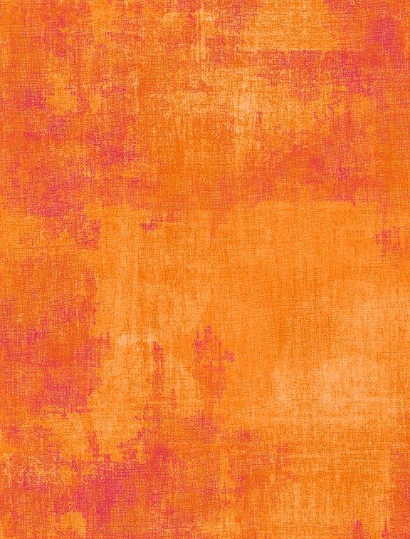 Orange Peel Dry Brush