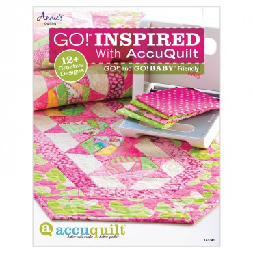 GO! Inspired With Accuquilt