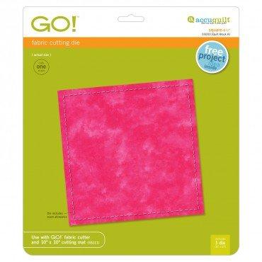 AccuQuilt GO! Square 6-1/2