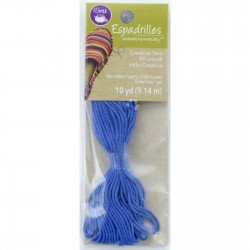 Espadrille Dark Blue Yarn