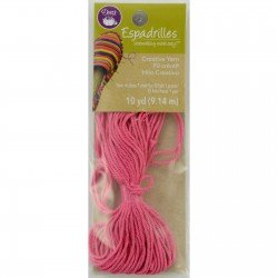 Espadrille Pink Yarn
