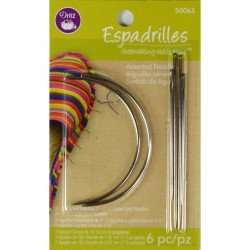 Espadrilles Needle Assortment