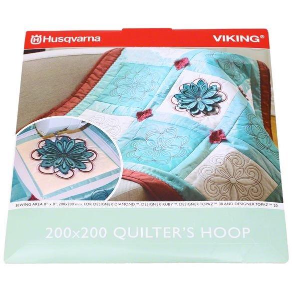 HOOP - VIKING - QUILTERS  - 200 x 200