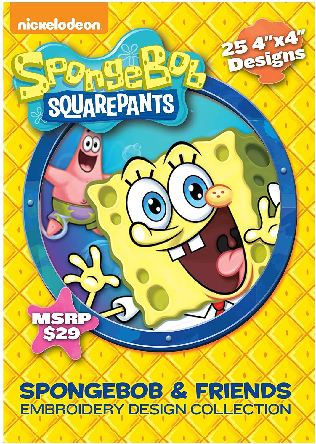 SPONGEBOB & FRIENDS - NICKELODEON