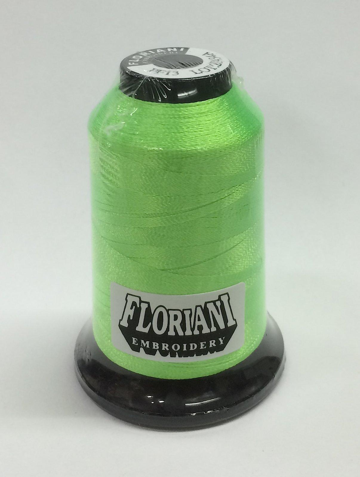 THREAD - FLORIANI POLY EMB 0013