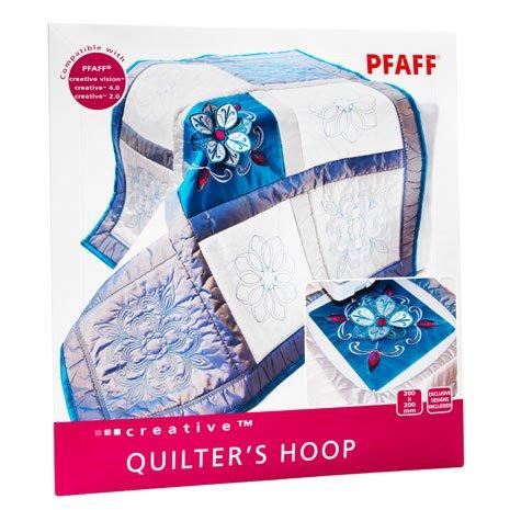HOOP - PFAFF - Quilters Hoop - 200x200